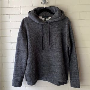 J. Crew gray hoodie